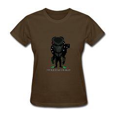 Predator - Women's T-Shirt Cloth Bags, Predator, Tshirts Online, Cool T Shirts, Kids Outfits, Shirt Designs, Polo Shirt, T Shirts For Women, Hoodies
