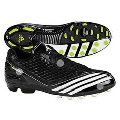 SALE - Adidas Thrill Football Cleats Mens Black Synthetic - Was $94.99 - SAVE $25.00. BUY Now - ONLY $69.97