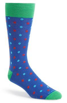 Lorenzo Uomo Socks - Add style without breaking the bank Dot Socks
