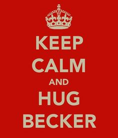 Primeval Becker is the best! (on this show)