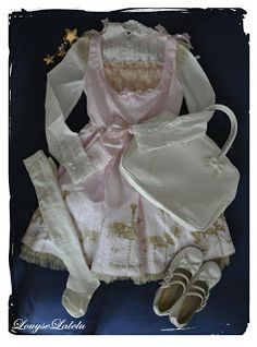 Lalelus Dream: preparations for the book fair - Angelic Pretty coords for 3 days :D