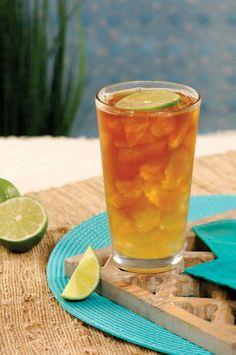 The Perfect Storm:  2oz. Kraken Spiced rum  6oz. Ginger Beer