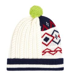 78b85559f81 Burberry Fair Isle Bobble Hat available to buy at Harrods.Shop for her  online and