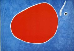 The Flight of the dragonfly in Front of the Sun Joan Miro, 1968 by Joan Miró David Hockney, Henri Matisse, Albert Eckhout, Van Gogh, Miro Artist, Abstract Expressionism, Abstract Art, Abstract Landscape, Joan Miro Paintings
