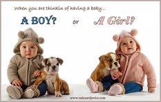 How to conceive a boy?