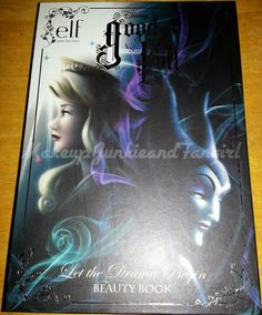 Makeup Junkie and Fangirl: Review & Eye Look: E.L.F Good vs Evil Let the Dram...