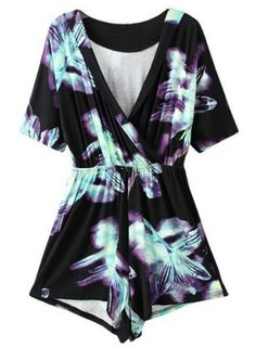 GET $50 NOW | Join RoseGal: Get YOUR $50 NOW!http://www.rosegal.com/jumpsuits-rompers/stylish-women-s-tie-dye-446397.html?seid=6897633rg446397