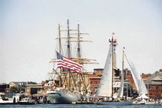 New London, home of the prestigious U.S. Coast Guard Academy, has a remarkable maritime history that residents of our apartments in Connecticut can enjoy a celebration of this weekend! New London's revitalized, historic seaport is the final port of call for Op Sail 2012 to take place this weekend from July 6 through July 8. This is a great chance to see tall, majestic ships from around the world. Bring the entire family!
