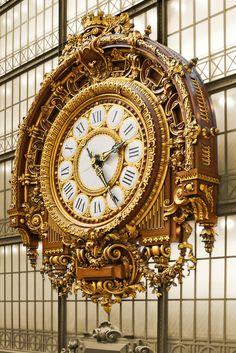 France - Paris - Musee d'Orsay Interior