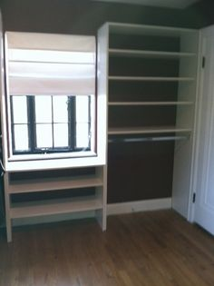 Walk In Closets With Windows