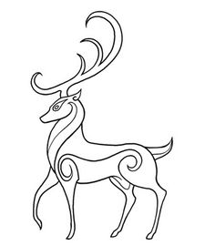 Paper Quilling Designs, Quilling Patterns, Doodle Images, Art Images, Athena Tattoo, Elk Silhouette, Lace Tattoo Design, Stained Glass Christmas, Celtic Art