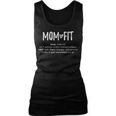 Funny Fitness Mom – Mom Fit