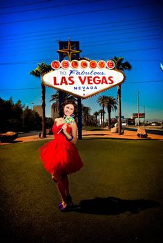 Photoshoot in Las Vegas, USA