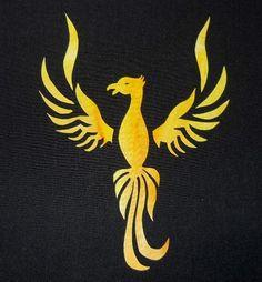 Phoenix Applique Pattern - via @Craftsy
