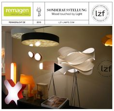LZF does Cologne at Remagen Lighting