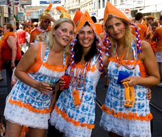 Euro. Holland. Dutch World Cup girls. (Holland is also known as The Netherlands).