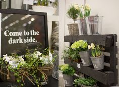 Keväthuumaa Piha- ja puutarhamessuilla Ladder Decor, Home Decor, Decoration Home, Room Decor, Home Interior Design, Home Decoration, Interior Design
