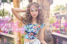 Daydream lookbook, pretty outfit. #ootd