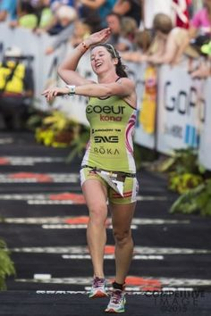 Photos: 2015 Kona Finish Line *** The most exciting day in long-course triathlon. Fewer things are more inspiring than an Ironman finish line. @oiselle #oisellestartinglines