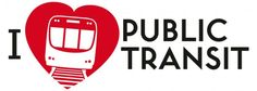 """I ♥ Public Transit"" is a public awareness campaign aiming to promote the use of and support for public transportation in Canada."