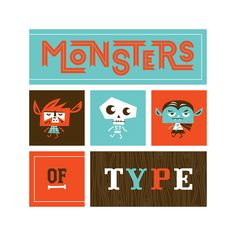 """i've got this random """"monster"""" theme in lu's room. she has the """"monster friends"""" series. is there a message here?"""