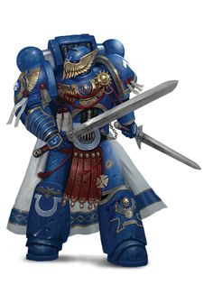 Space Marines: Ultramarines