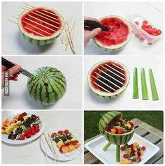 Fruity Barbecue Ideal Health