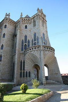 León AStorga Palacio Episcopal