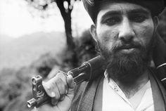 Guerrilheiros mujahidins, Afeganistão
