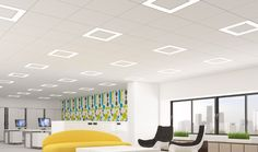 Fittings for commercial facilities and offices LED | FUTURA