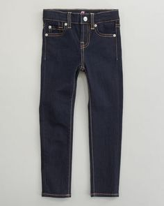 7 For All Mankind Skinny Rinse Jeans,...   $89.00