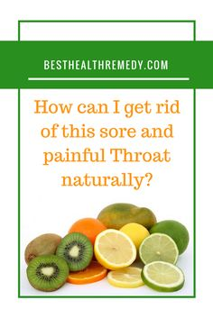 HOME REMEDIES FOR A STREP THROAT. You just keep on getting a sore throat - but not just a normal sore throat - an excruciatingly painful scratchy raw throat. There are natural and healthy remedies that can cure the infection completely. #coldandflu / #sorethroat / #sick / #health / #naturalhealing / common cold / bacterial infection / bacteria / infection / strep throat / flu or cold / home remedies / sore throat / contagious / home remedies for strep throat / cold and flu