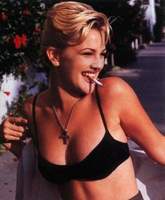 Drew Barrymore wish i was as cool