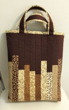 Handmade cloth bag patterns - Art & Craft Ideas