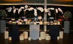 decoração casamento orquidea - Pesquisa Google