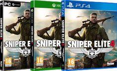 Sniper Elite 4 dévoile son trailer de lancement - 1943. En mission derrière les lignes ennemies, un spécialiste d'élite traque un officier Nazi à travers les rues de l'Italie du Sud. Il y a un temps pour être furtif et un temps pour être...