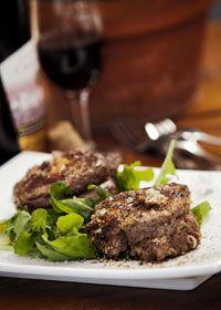 "@Mario Batali's Beef Braciole ""Pinwheel-style"" Recipe"