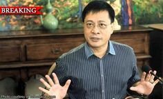 #News P100M Worth Of Loot Questionable To The President; Says Loot Has More In His Basement - http://wp.me/p5GV1p-2RW