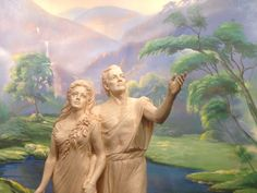 Antediluvian Giants Trees Angels and Men - Was Adam 80 Cubits Tall?