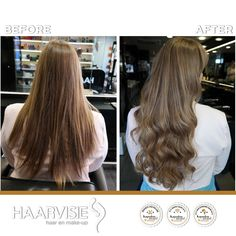 Extensions Made by Haarvisie. Extensions, Long Hair Styles, Beauty, Design, Noel, Long Hairstyle, Long Haircuts, Long Hair Cuts
