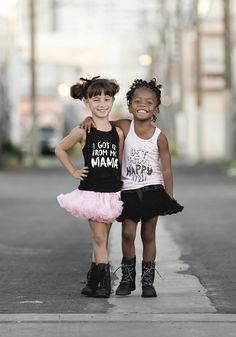 Im just obsessed with these tops and these girls!! Thy could not get any cuter!! Check out our site for girl tees, Toddler tees, I got it from my mama, kids shirt, word, childrens shirt, trendy kids clothes, girls clothes, boys clothes, hipster, kids shop, graphic, graphic shirt, graphic t shirt