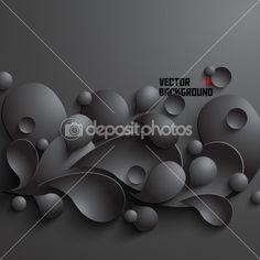 Абстрактный 3-й геометрический дизайн — Stock Illustration #24964065