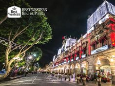 EL MEJOR HOTEL EN PUEBLA. La ciudad de Puebla, fue el primer lugar de México a donde se trasladaron los españoles; esto influyó mucho en la creación de una de las ciudades más bellas de nuestro país. En Best Western Real de Puebla, le  esperamos en nuestras instalaciones para conocer nuestra hermosa ciudad. #hotelenpuebla