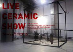 LIVE CERAMIC SHOW_Roman Šedina