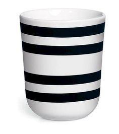 Kähler - Omaggio Thermal Cup Black (12693)