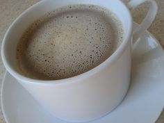 Paleo-Friendly Cinnamon Coffee Creamer Recipe. #paleo, #food, #glutenfree