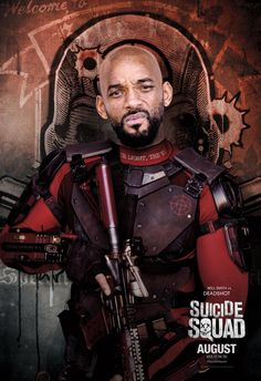 The Ultimate Guide to 2016's Hottest Pop Culture Halloween Costumes Deadshot From Suicide Squad