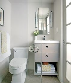 Bathroom & 115 best small bathroom solutions images on Pinterest in 2018 | Bath ...