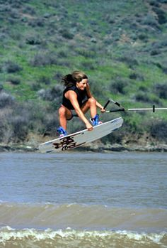 "#The difference between the impossible and the POSSIBLE lies in a person's DETERMINATION"" #wakeboard #inspire"