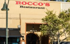 Rocco's Restaurant Sign | Starfish Signs & Graphics